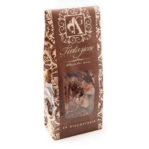 cantucci al cacao artigianali pasticceria tentazioni
